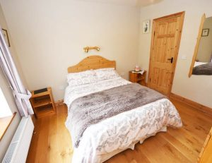 Self Catering Mallow Bedroom 1
