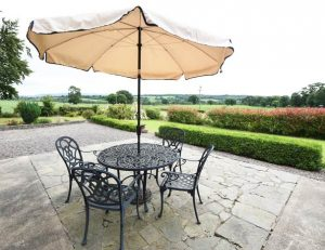 Self Catering Mallow Patio