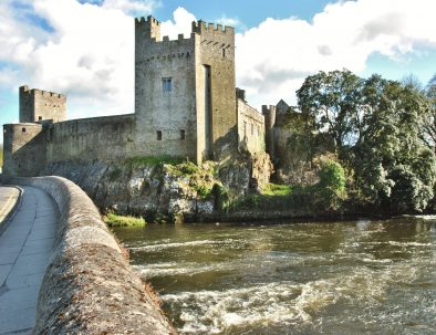 Cahir Castle Tipperary County Ireland