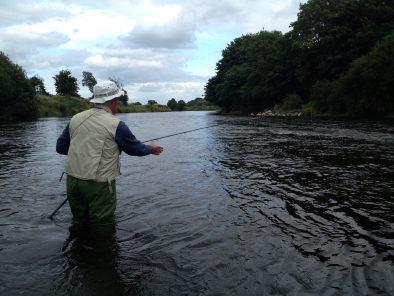 Fishing Blackwater